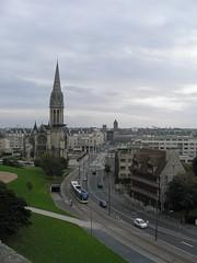 Caen view
