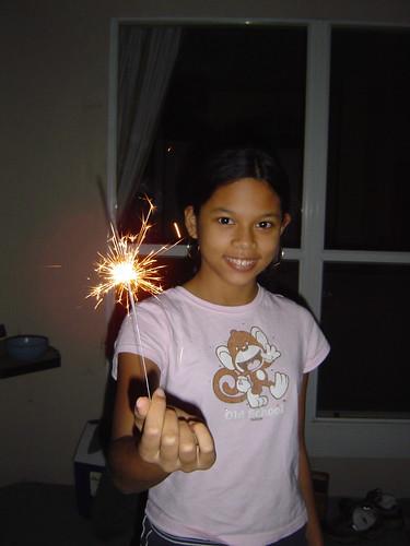 Mianna's sparkle
