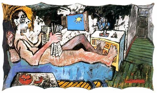 pintor-en-su-cuarto