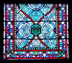 Vitreaux Notre-Dame Paris France