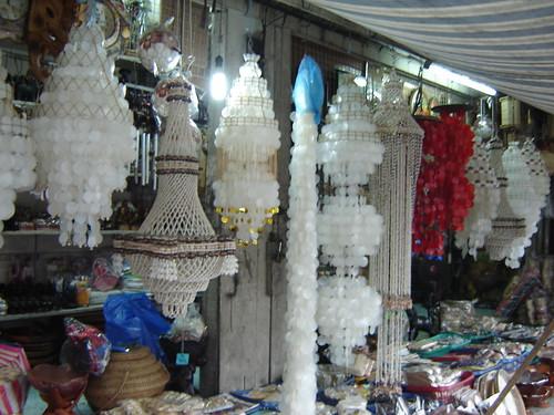 Native stores of Quiapo