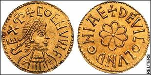 Anglo-Saxon coin