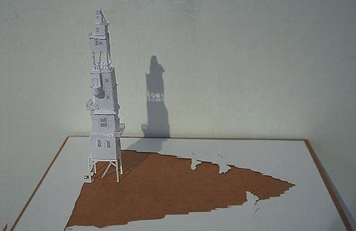 papercut tower