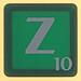 scrabble letter Z