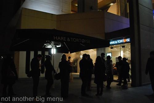 Hare & Tortoise restaurant 3