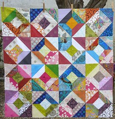 Value quilt (Episode 2 : TOP) photo by chabronico