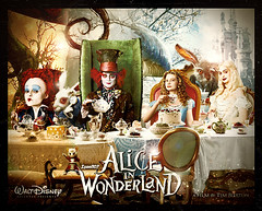 80. Alice In Wonderland ° Tea Party photo by Isael107