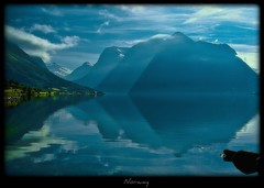 am Morgen in Norwegen - Norway photo by NPPhotographie