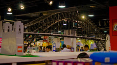 Lego Sydney Harbour Bridge