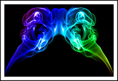 Smoke Art (Explore FP) photo by Fazer44