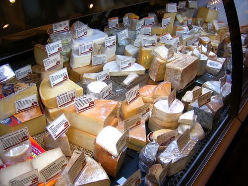 Foster & Dobbs Cheeseplate