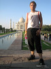 Taj Mahal - Agra - Indland