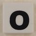 counterfeit Lego letter O
