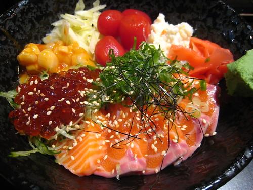 八鱻平價日式和風料理