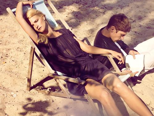 Bruuns Bazaar SS2010 campaigne by Henrik Bülow