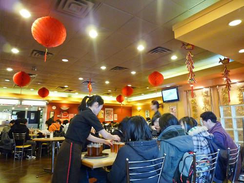 Calgary Court Restaurant