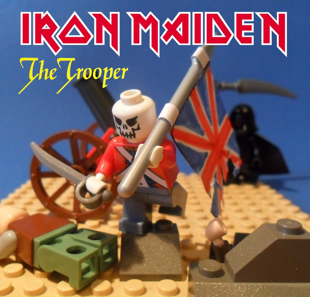 Iron Maiden - The Trooper photo by   MolochBaal ⟩