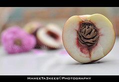 The Peach with 35mm lens.. photo by {ahradwani.com} Hawee Ta3kees-هاوي تعكيس