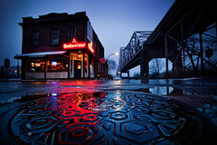 Manhole Bridge Tavern II photo by Notley