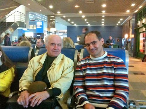 Eugen Doga si Vasile Filat