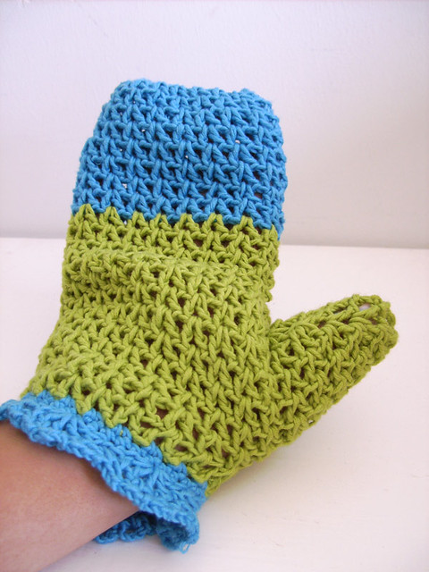 Crocheted Mittens Pattern - Sue's Crochet and Knitting - Supplies