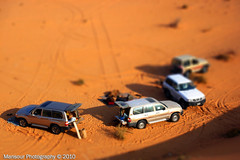 Tilt-shift تجربه في تقنية الـــ photo by Mansour Al-Fayez