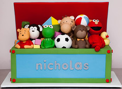 Toy Box for Nicholas photo by Rouvelee's Creations