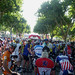 Start of La Ventoux Cyclosportive