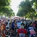 Start of La Ventoux Cyclosportive