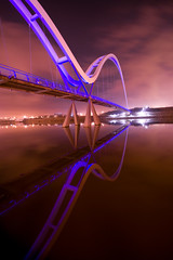 Infinity Bridge photo by Spencer Bowman