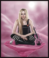 Avril Lavigne [ Sweetness of Loneliness ] photo by © Omar Rodriguez V.