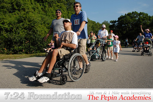 7:24 Foundation 1st annual Fun Run