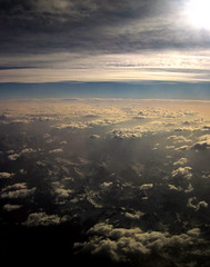 Looking from the sky to earth - Guardando dal cielo alla terra photo by Robyn Hooz (away)