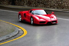 Ferrari Enzo photo by Pere Nubiola