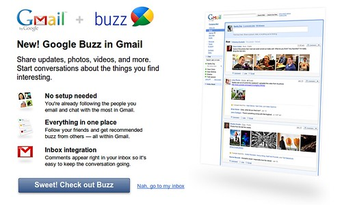 google social networking. Social Media google buzz