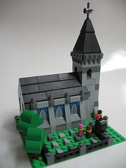 Mini Church w/ Big Windows photo by akunthita