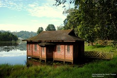 Boat house at Kodaikanal lake photo by Sumit Thomas