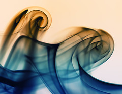 Smoke Art #2 - Ride the Waves / 波に乗って photo by torode