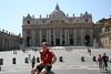 Vatikanið í Róm - Ítalía