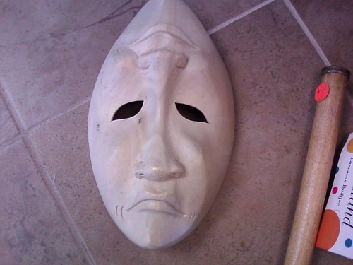 bipolar mask is emotionally confused
