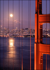 Bridge - Full Moon photo by PsychaSec