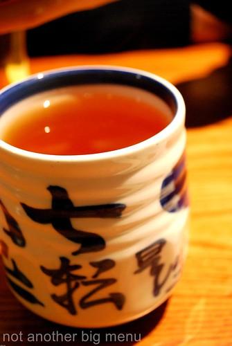 Hare & Tortoise jasmine tea