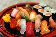 sushi photo by mila0506