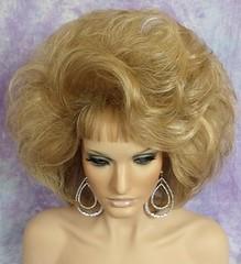 Sexy Blonde Bouffant photo by mgwigs4u
