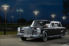 Mercedes 600 '63 with custom interior photo by Stefan Solakov