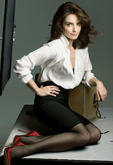 Tina Fey photo by celebrities in tights
