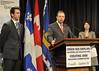 Infrastructure verte à Québec - Allier environnement et économie Près de 57 M$ pour doter la région de Québec d'installations de traitement de la matière organique