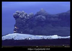 Eldgos í Eyjafjallajökli 2010 05 photo by Gunnar Orn Arnason