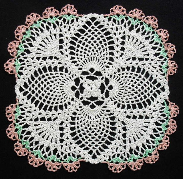 Crochet Thread Information