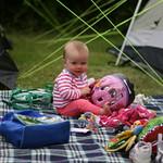 Enjoying the camping life<br/>31 May 2010